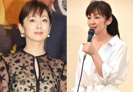 日本半百女星不伦恋接吻照曝光 打脸承认并道歉