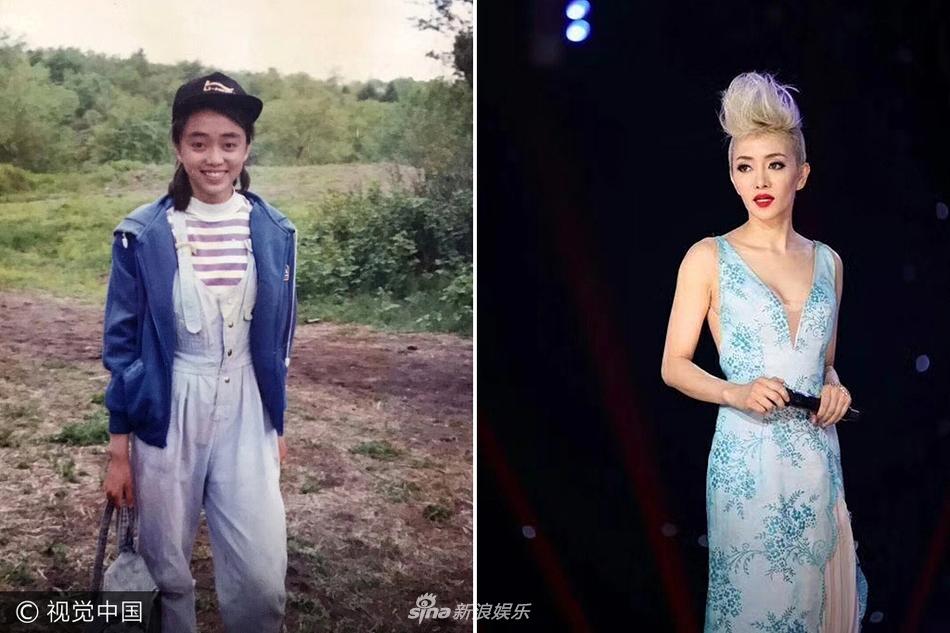 东北姑娘想要明星脸 半年整一次欲成梅艳芳(图)