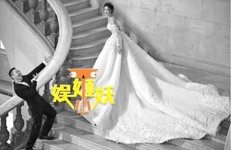 50岁侯勇低调三婚 新娘20出头肤白貌美(图)
