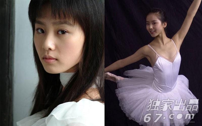 女星们的少女时代!奶茶妹妹刘亦菲清纯似校花