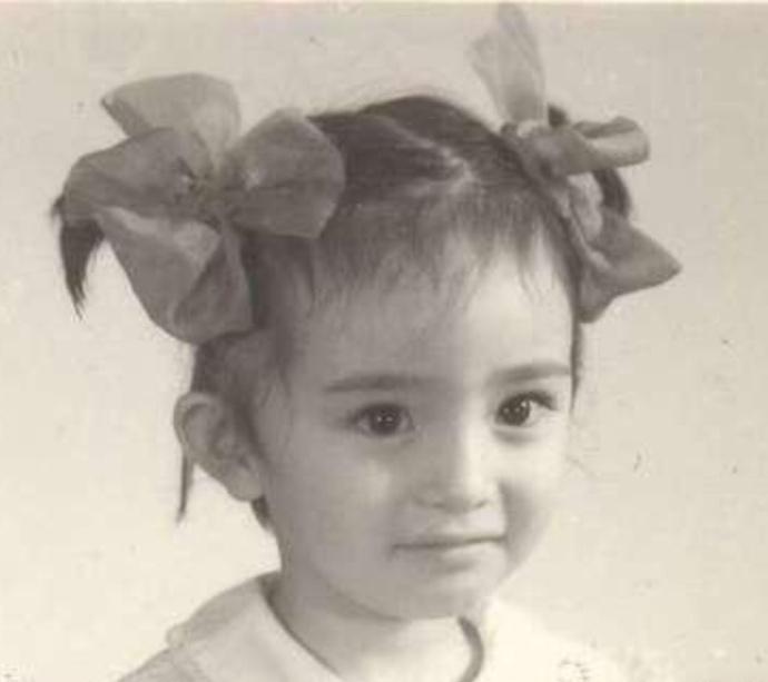 表情:杨幂照片晒幼时女儿爸爸做组图过年还图好表情包的调侃图片