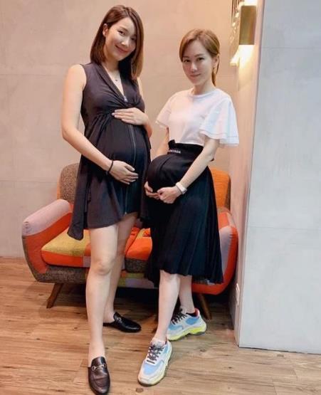李亚男怀孕6个月增重25磅 肚大如箩腿变粗 组图
