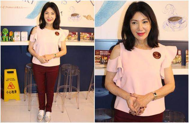 首届香港小姐冠军孙泳恩曾2度离婚  63岁保养得宜似少妇
