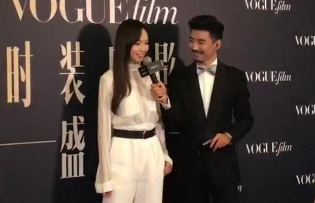 唐嫣婚后公开亮相分享爱情甜蜜:更有幸福感了