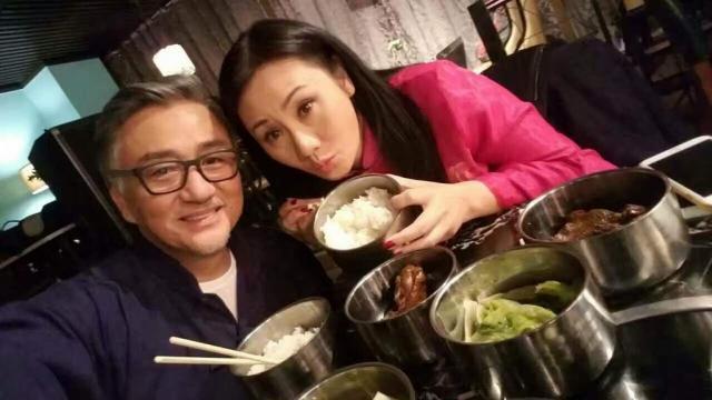 TVB老戏骨爱妻复出