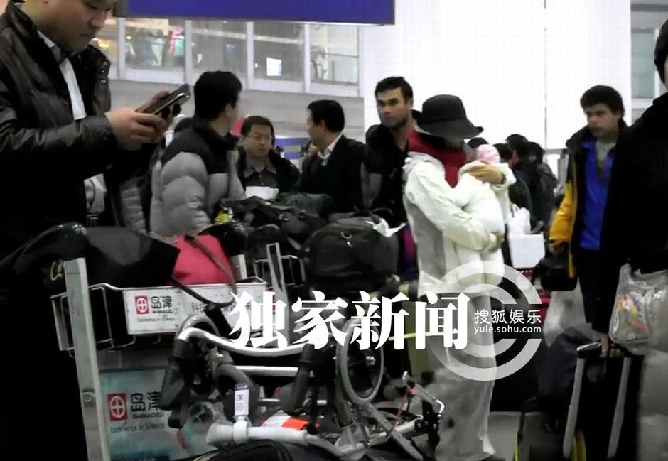 吉普 青岛流亭机场