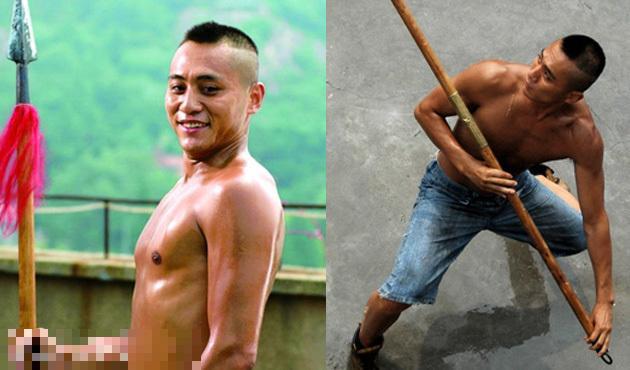 斯文男星罕见裸身照:陆毅肌肉惊人 冯绍峰性感