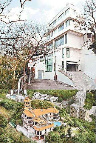 高清 鲁豫豪宅曝光 欧式三层独栋价值数千万