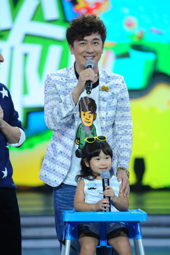 爸爸去哪儿第二季嘉宾名单 杨威儿子是捧场王