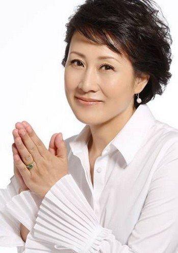 渴望演员张凯丽背景 丈夫系地产大亨 组图