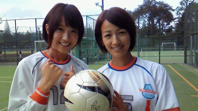 日本世界杯美女主播团:竹内由惠常走光