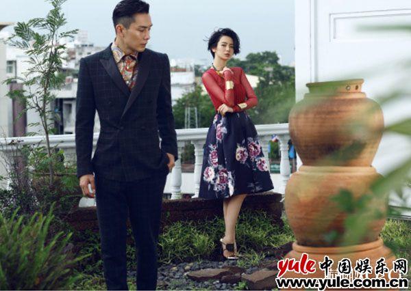 戚薇李承铉异国写真曝光 跨国情缘爱 侣行
