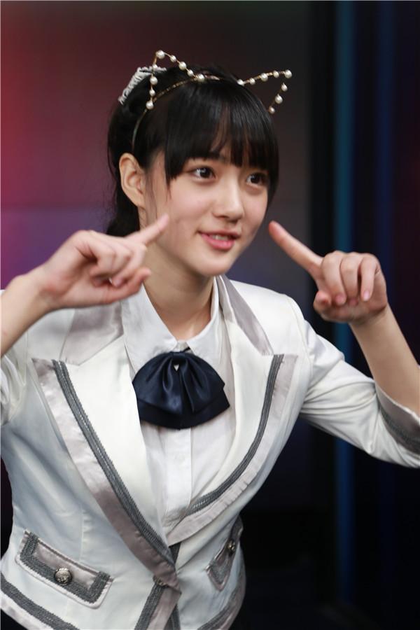 鞠婧祎获评4000年第一美女 青岛新闻网