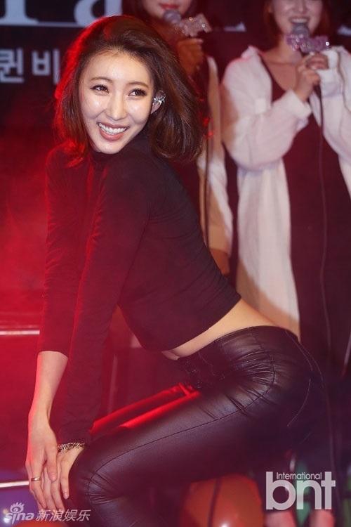 2月8日 韩国女子组合queen