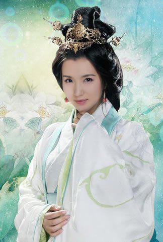 2010 年 三国 陈好版貂蝉图片