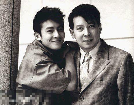 陳冠希和爸爸