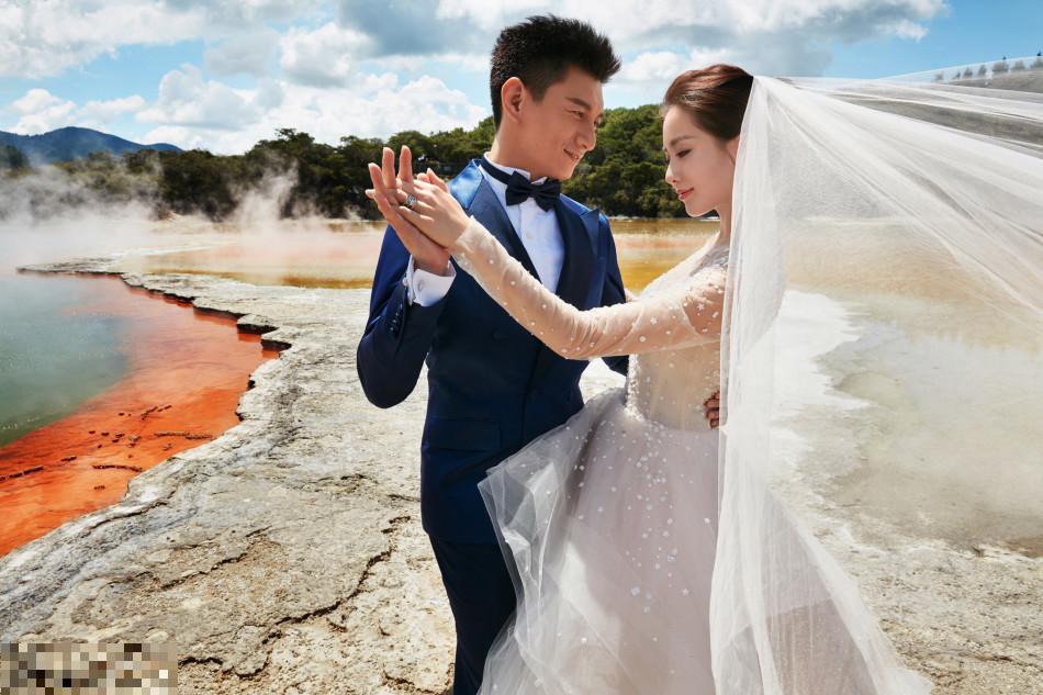 吴奇隆将在巴厘岛举行浪漫婚礼,之前两人赴新西兰拍摄浪漫婚纱照曝光.