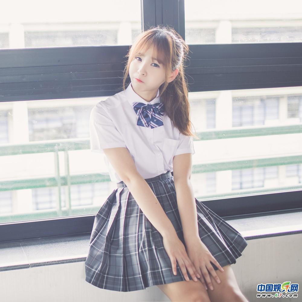 """广东工大惊现""""侧颜杀""""校花 气质清纯""""逼宫""""刘亦菲"""