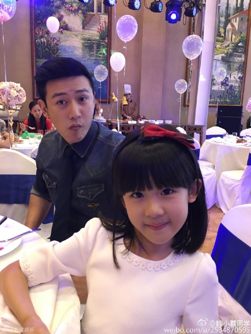 陆毅为贝儿办8岁生日派对 遭吐槽太奢华