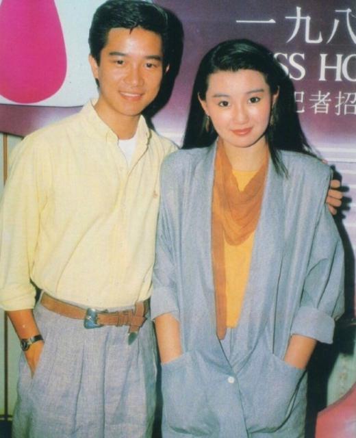 张国荣梅艳芳最耀眼的年代 - 青岛